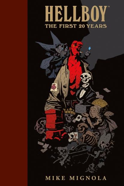Hellboy 20th Anniv